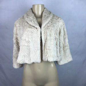 CAbi Women bolero Shrug Jacket